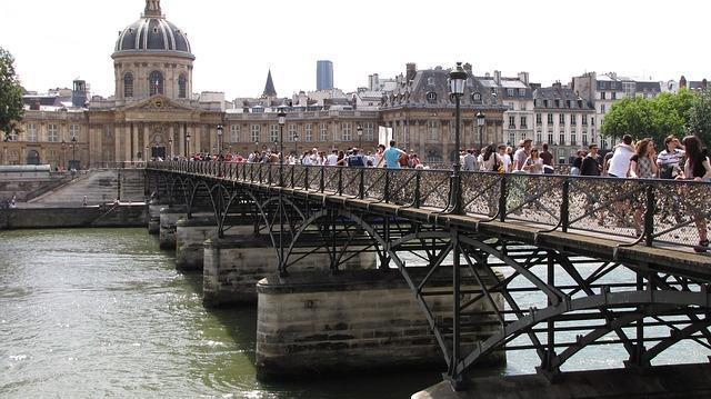 パリ ポン・デザール ロマンシエ感想